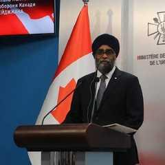 Міністр оборони Канади відвідав Міжнародний центр миротворчості та безпеки в Україні