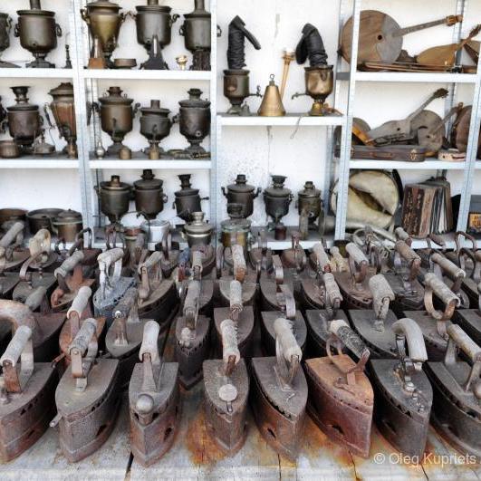 У Києві відкрили музей непотрібних речей