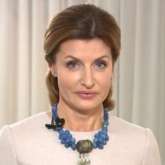 Марина Порошенко заплатила 4500 гривень за вітальний ролик президенту
