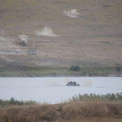 Цивільна особа загинула під час військових навчань у Запорізькій області
