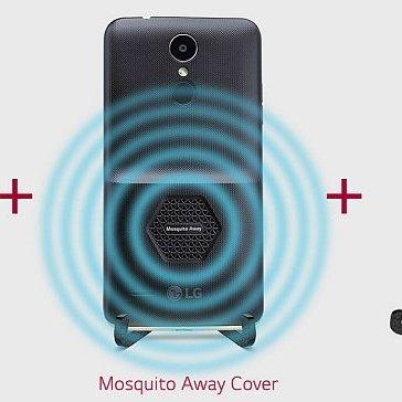 LG випустила смартфон із захистом від комарів (фото)