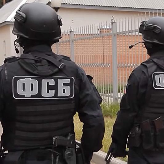 ФСБ заявила, що в Криму затримані два громадянина РФ за підозрою в шпигунстві на користь України