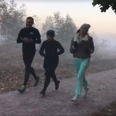 Тимошенко пробігла 12 кілометрів та готується до марафону у Мюнхені (відео)