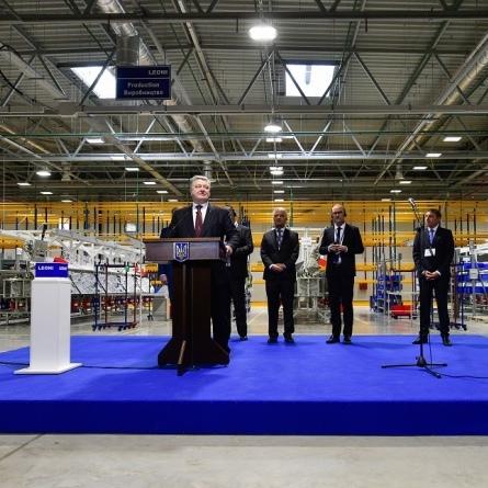 Новий завод в Коломиї вироблятиме деталі для Lamborghini