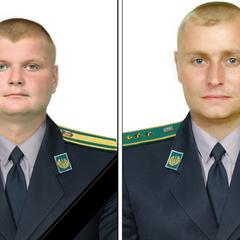 З'явилися імена і фото прикордонників, які загинули на кордоні з Росією (фото)