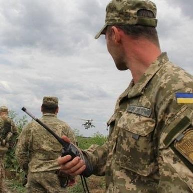 День в АТО: Бойовики 9 разів стріляли по позиціях ЗСУ, 1 військовий поранений