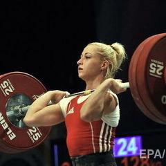 Українську федерацію важкої атлетики на рік відсторонили від змагань
