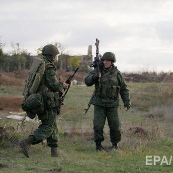 У зоні АТО постраждало троє українських військових – штаб АТО