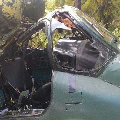 У Конго розбився літак із українцями на борту