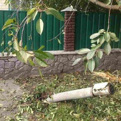 На Вінничині до сих пір спостерігається одиночна детонація боєприпасів