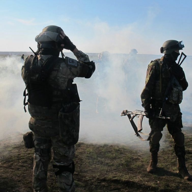 Доба в АТО: 14 обстрілів, один боєць ЗСУ підірвався на міні