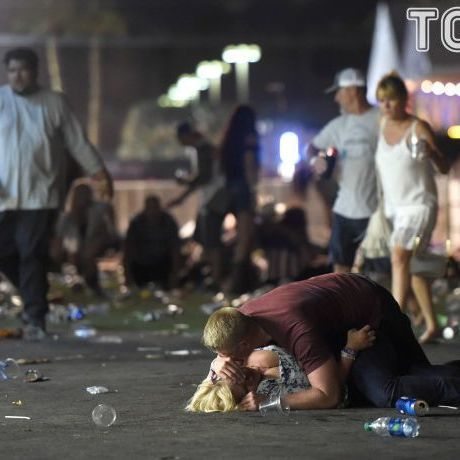 Кривава стрілянина у Лас-Вегасі: з'явилися перші фото