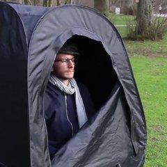 Шведський стартап випустив одномісний намет для відпочинку в офісі (фото)