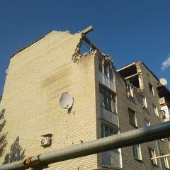 Бойовики відкрили вогонь по житлових кварталах Мар'їнки