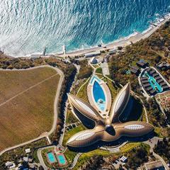 Міжнародний конкурс присудив нагороду готелю в анексованому Криму
