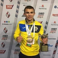 Український боксер Хижняк визнаний НОК кращим спортсменом місяця