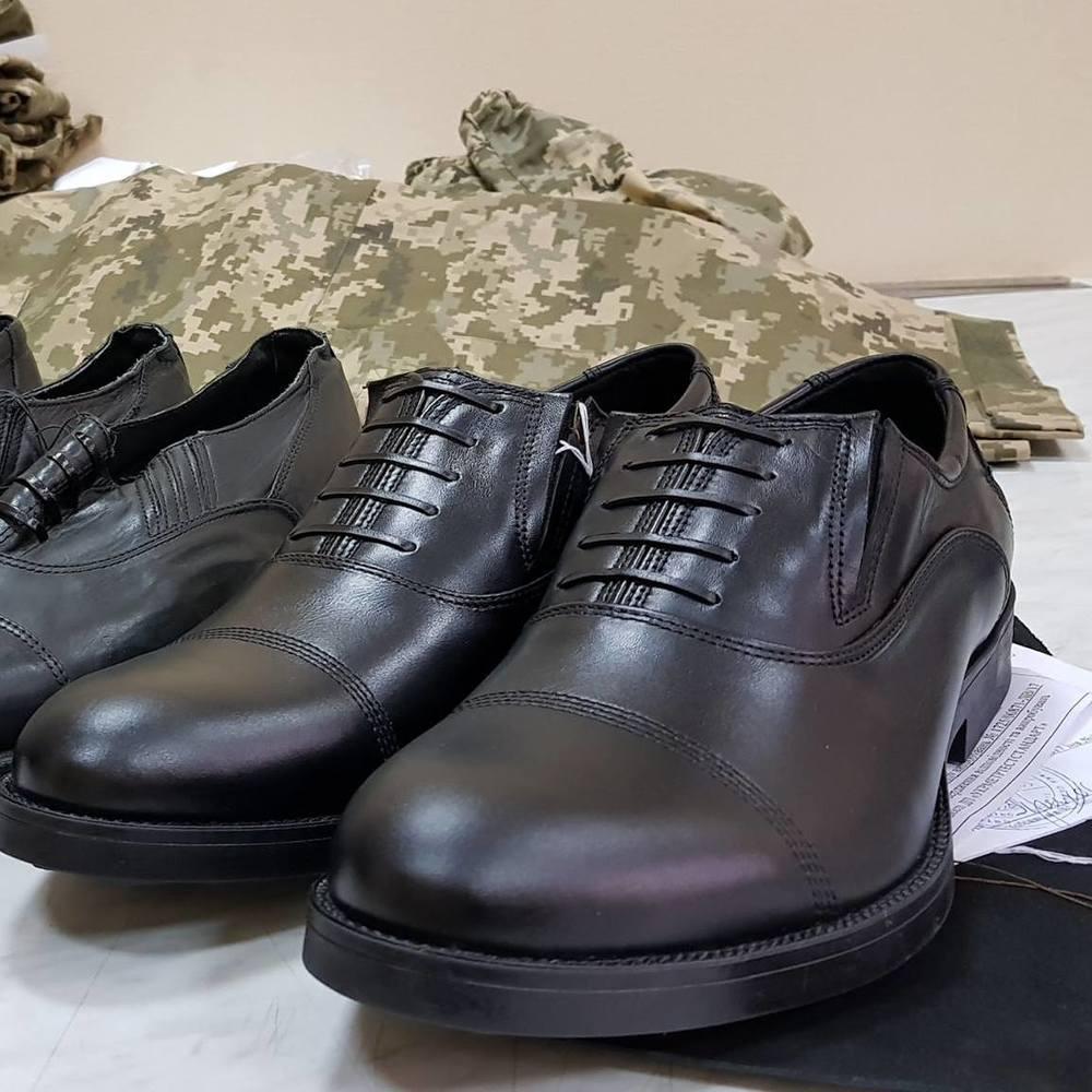 В ЗСУ показали нове взуття військовим