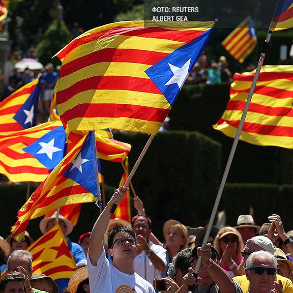 У МЗС України відреагували на референдум про незалежність Каталонії