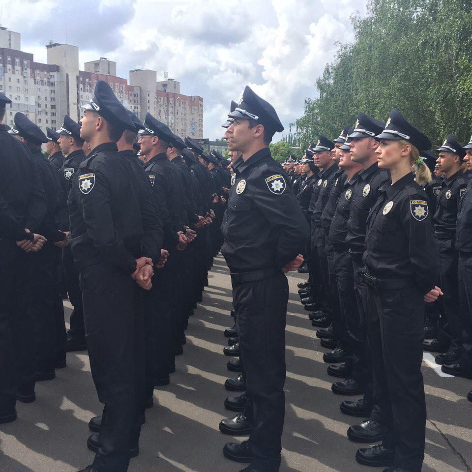 60% українців довіряють патрульній поліції
