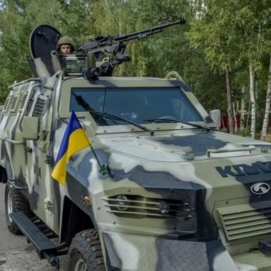 Українська армія цього року отримала 14 нових зразків озброєння