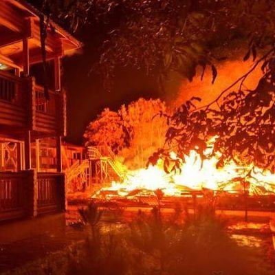 Пожежа у дитячому таборі: обшукали 14 фірм, які приймали участь у реконструкції будівлі