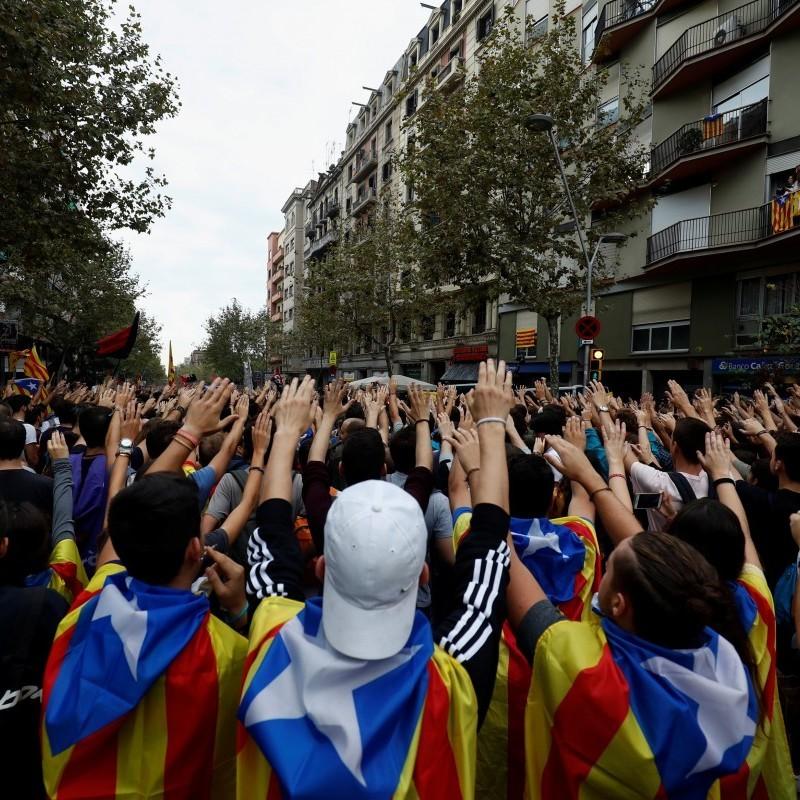 Філіп VI не визнав референдум в Каталонії