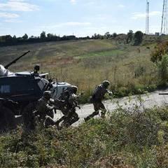 На Тернопільщині завершилися триденні антитерористичні навчання (фото)