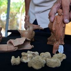 У Туреччині археологи розкопали стародавні дитячі іграшки