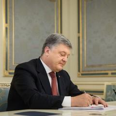 Порошенко пропонує Раді визнати ОРДЛО окупованими Росією територіями, - законопроект