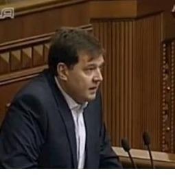 Мовний скандал у Раді: з'явилося відео «покарання» російськомовного нардепа