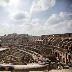 У Колізеї для відвідувань відкриють лоджію найверхнього рівня, де раніше сиділи плебеї