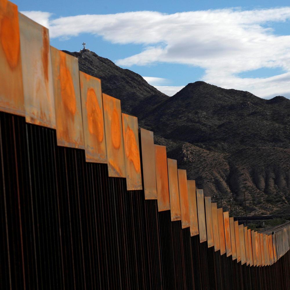 Комітет нацбезпеки США схвалив 10 млрд для стіни Трампа на кордоні з Мексикою