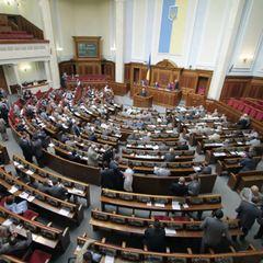 Рада внесла в порядок денний президентські законопроекти щодо Донбасу