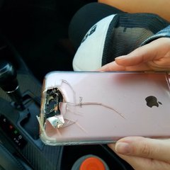 iPhone врятував життя власниці під час стрілянини у Лас-Вегасі (фото)