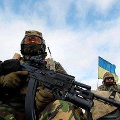 За день унаслідок бойових дій на території зони АТО втрат серед українських захисників немає, - штаб