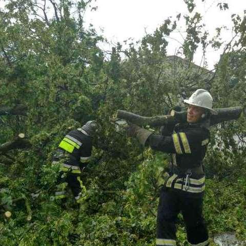 Рятувальники по всій території України перейшли в посилений режим роботи, - повідомляють в ДСНС