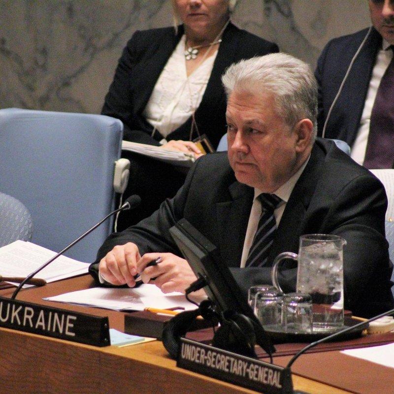 Україна запевнила, що залишатиметься надійним партнером в операціях ООН