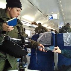 З потяга Перемишль - Київ висадили 30 пасажирів через п'яну вечірку