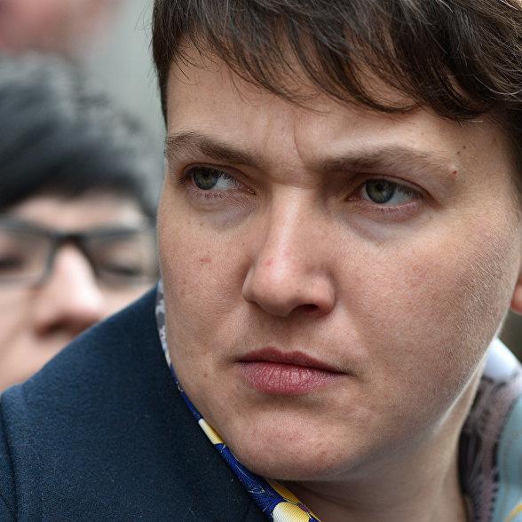 Савченко розказала, як навички сексу по телефону згодилися їй у армії