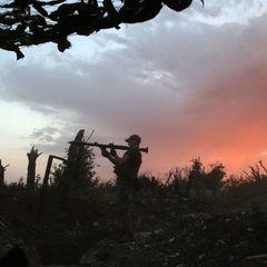 Українські бійці підірвали склад боєприпасів бойовиків