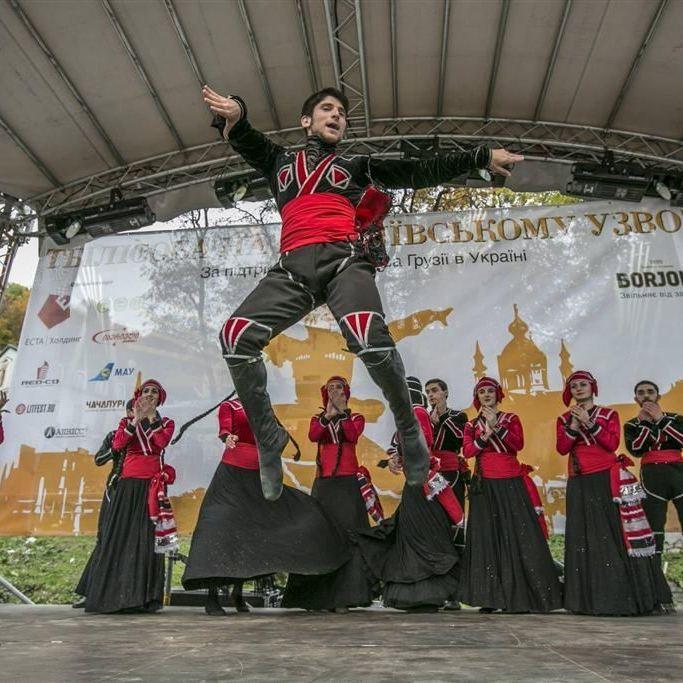 На Андріївському узвозі відбудеться фестиваль «Тбілісоба»