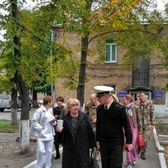Ада Роговцева навідала військових у шпиталі в Дніпрі (фото)