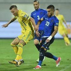Україна обіграла Косово у відборі на ЧС 2018
