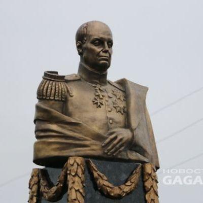 В Одесі відкрили пам'ятник російському генералу (фото, відео)