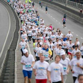 Під час міжнародного марафону у Києві помер чоловік