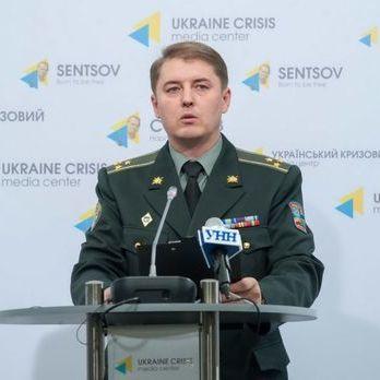 Мотузяник повідомив, що в День захисника України у зоні АТО посилять усі бойові підрозділи ЗСУ