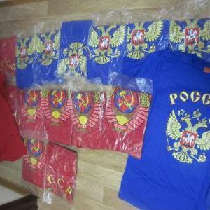 Провідник поїзда «Москва-Кишинів» хотів провезти через кордон футболки із символікою СРСР та РФ