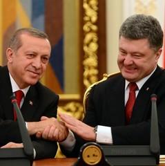 Сьогодні з офіційним візитом до України прибуває президент Туреччини