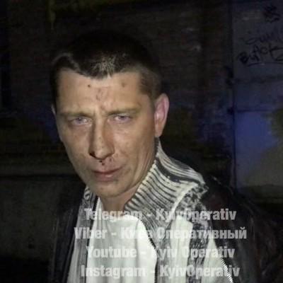 У Києві п'яний таксист влаштував перегони з поліцейськими й намагався з'їсти ключі від авто