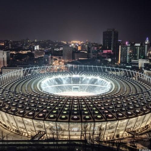 Сьогодні  у Києві буде обмежено рух транспорту через футбол